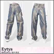 Eytys Casual Style Street Style Plain Cotton Long