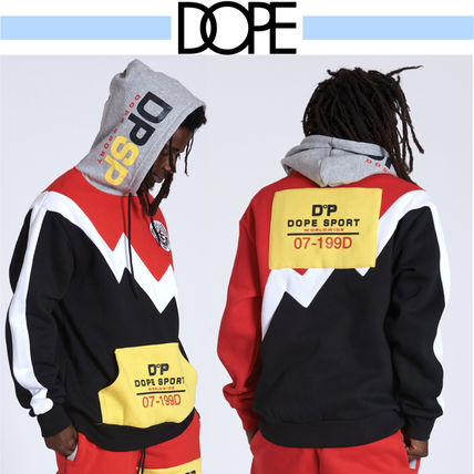 DOPE couture Hoodies Pullovers Long Sleeves Hoodies
