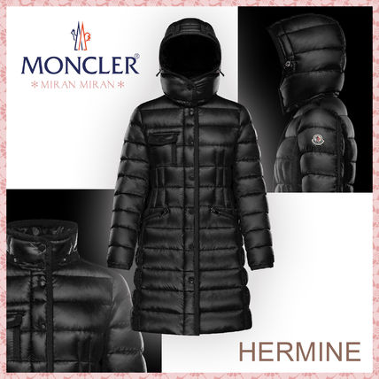 MONCLER Down Jackets Long Down Jackets