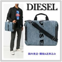 DIESEL Canvas A4 2WAY Business & Briefcases