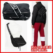 GIVENCHY Unisex Street Style 2WAY Messenger & Shoulder Bags