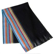 Paul Smith Stripes Wool Scarves
