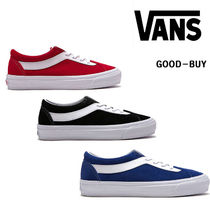 VANS OLD SKOOL Casual Style Unisex Collaboration Low-Top Sneakers