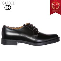 GUCCI Oxfords