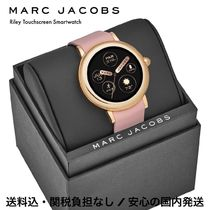MARC JACOBS Silicon Round Elegant Style Digital Watches