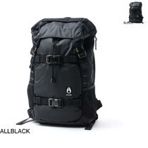 Nixon Nylon A4 Backpacks