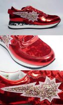 URBAN SUN Casual Style Street Style Low-Top Sneakers