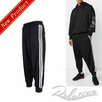 Y-3 Stripes Street Style Bottoms