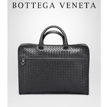 BOTTEGA VENETA Calfskin 2WAY Plain Business & Briefcases