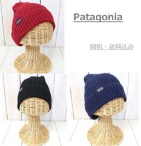 Patagonia Unisex Street Style Knit Hats