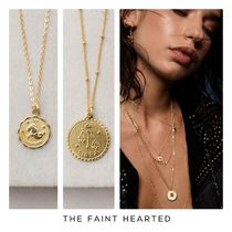 THE FAINT HEARTED Unisex Chain Elegant Style Fine