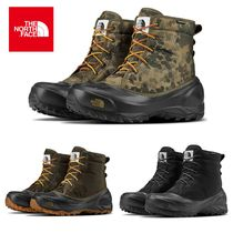 THE NORTH FACE Plain Toe Mountain Boots Plain Outdoor Boots