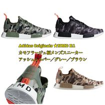 adidas NMD Camouflage Unisex Street Style Sneakers