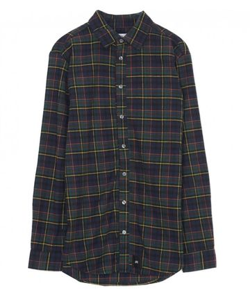 Sixth June Shirts Tartan Street Style Long Sleeves Shirts 2