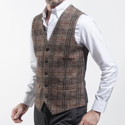 Cotton Vests & Gillets