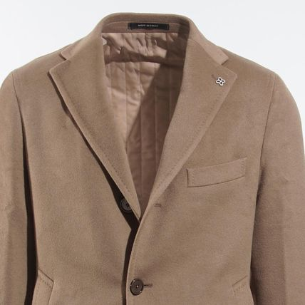 Cashmere Long Chester Coats