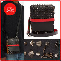 Christian Louboutin Studded Leather Bags