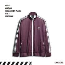 Alexander Wang Unisex Street Style Collaboration Track Jackets