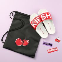 KIRSH Casual Style Unisex Street Style Plain PVC Clothing Slippers