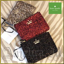 kate spade new york Plain Coin Purses