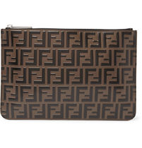 FENDI A4 Plain Clutches