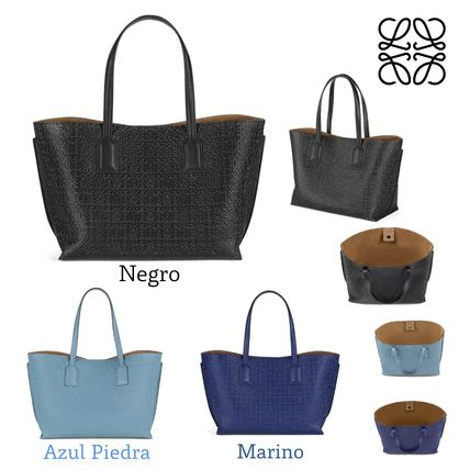 Calfskin A4 Office Style Totes