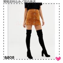 ASOS Plain Over-the-Knee Boots