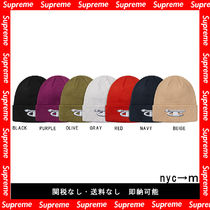 Supreme Street Style Knit Hats