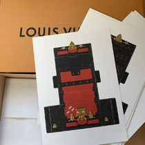 Louis Vuitton PETITE MALLE Unisex Greeting Cards