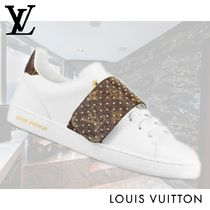 Louis Vuitton MONOGRAM Monogram Casual Style Unisex Blended Fabrics Studded Leather