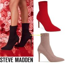 Steve Madden Casual Style Street Style Plain Pin Heels