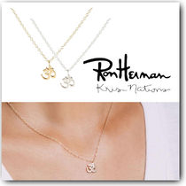 Ron Herman Casual Style Silver 18K Gold Necklaces & Pendants