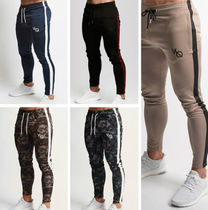 VANQUISH FITNESS Tapered Pants Camouflage Tapered Pants