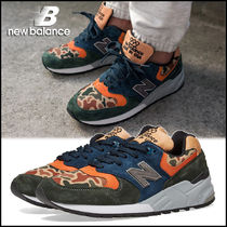 New Balance 999 Camouflage Sneakers