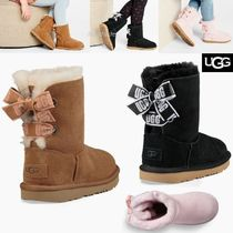 UGG Australia BAILEY BUTTON Petit Kids Girl Boots