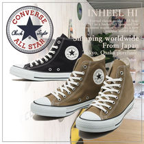 CONVERSE Wedge Casual Style Platform & Wedge Sneakers