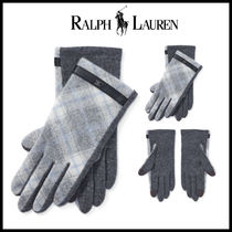 Ralph Lauren Argile Wool Smartphone Use Gloves