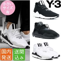 Y-3 Unisex Street Style Collaboration Sneakers