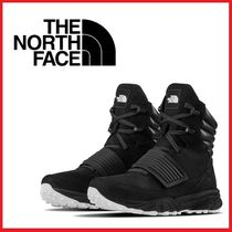 THE NORTH FACE Mountain Boots Casual Style Plain Leather Outdoor Boots