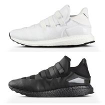 Y-3 Casual Style Street Style Collaboration Low-Top Sneakers