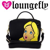 LOUNGE FLY Collaboration Shoulder Bags