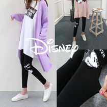 Disney Casual Style Collaboration Bottoms