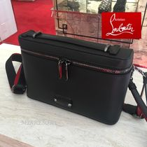 Christian Louboutin Leather Messenger & Shoulder Bags