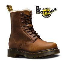 Dr Martens Mountain Boots Casual Style Unisex Leather Outdoor Boots