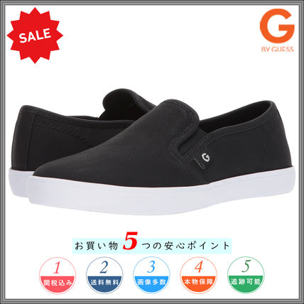 Round Toe Casual Style Plain Low-Top Sneakers