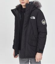 THE NORTH FACE Street Style Windbreaker Down Jackets