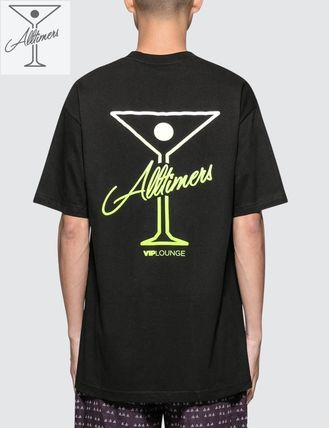 Alltimers More T-Shirts Unisex Street Style T-Shirts
