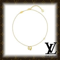 Louis Vuitton Unisex Chain Necklaces & Chokers