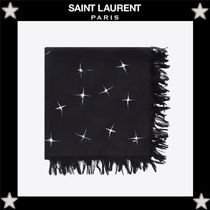 Saint Laurent Star Silk Accessories