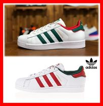 adidas SUPERSTAR Unisex Street Style Sneakers